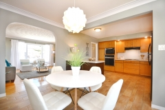 Halifax Home Stager Halifax Home Staging Real Estate Occupied Staging Pam MacKinnon Revive Home Staging Dining Room Design