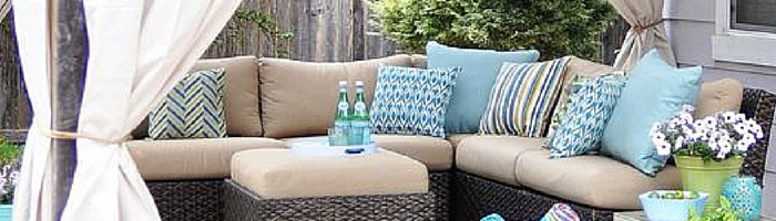 Revive Home Staging, Halifax Real Estate, Pam MacKinnon, Outdoor Patio