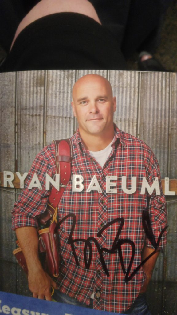 Bryan Baeumler Book Halifax NS Pam MacKinnon home stager real estate