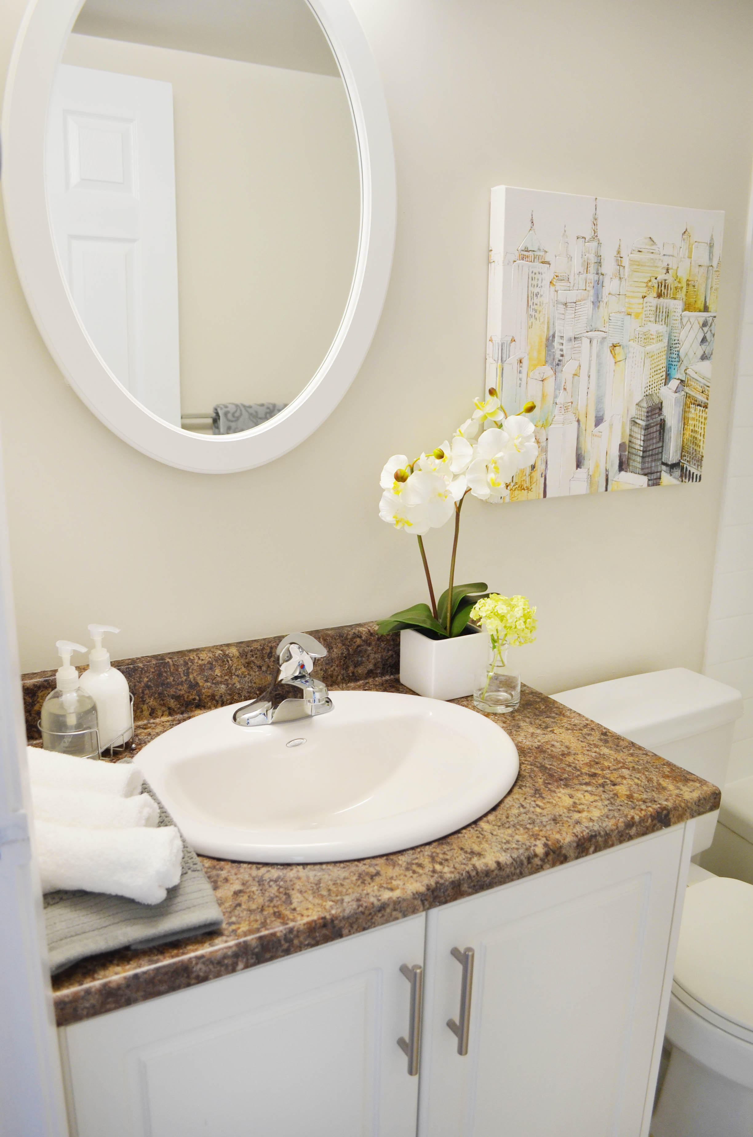 Halifax Home Stager Real Estate Home Staging Pam MacKinnon Professional Home Stager Vacant 5
