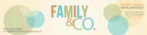 Family & Co magazine, pam mackinnon, halifax home stager, real estate